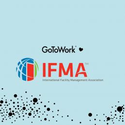 GoToWork och IFMA logotyp