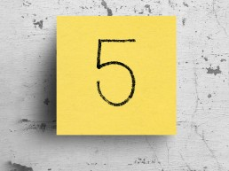Nummer fem